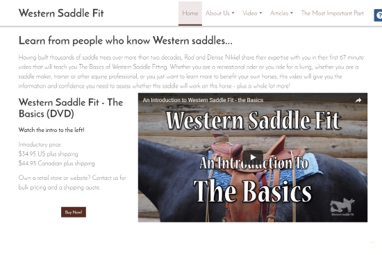 2017 March 28 3 Western Saddle Fit Intro video.jpg
