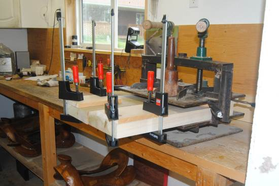 2016 July 4 8 last set of bars gluing.jpg