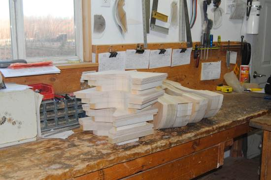 2014 Oct 30 2 cantles and bars waiting to be cut out.jpg