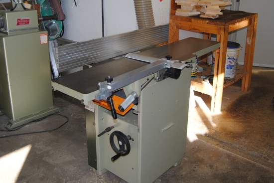 jointer planer combination